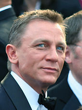 Daniel Craig plays Alex's Summer Man (photo credit: wikipedia)