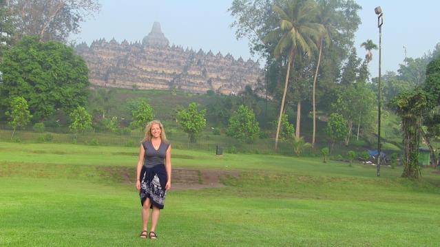 Borobudur February 2014