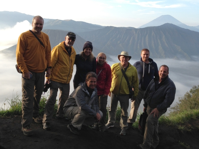 Mt. Bromo Summit